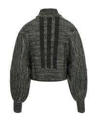 Y-3 - Black Knit Pullover - Lyst
