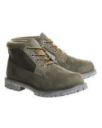 Timberland - Green Nellie Chukka Double Waterproof Boots - Lyst