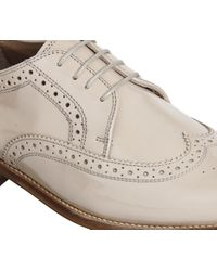 Office - Pink Premium Billie Brogues - Lyst