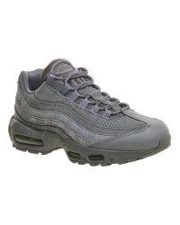 Nike | Gray Air Max 95 | Lyst