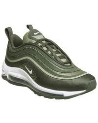 Nike - Green Air Max 97 Ul Trainers - Lyst