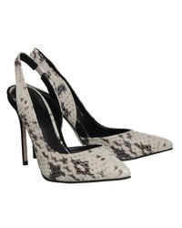 Office - Natural Premiere Slingback Dorsay Point - Lyst