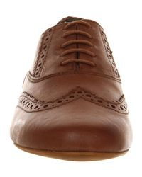 Office | Brown Toronto Lace Up | Lyst