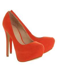 Office - Orange Just Right - Lyst