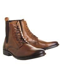 Fly London - Brown Poke Boot for Men - Lyst
