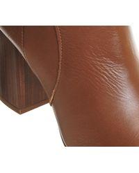 Office - Black Koko Smart Knee Boots - Lyst