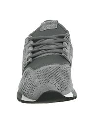 New Balance - Gray 247 Trainers for Men - Lyst