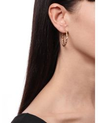 Vita Fede - Metallic Nora Hoop Earrings - Lyst