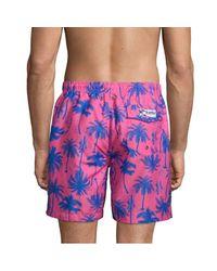 Trunks Surf & Swim - Blue Sano Swim Shorts for Men - Lyst
