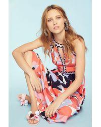 Parker - Multicolor Luella Dress - Lyst