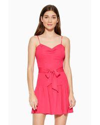 Parker - Pink Mariam Dress - Lyst