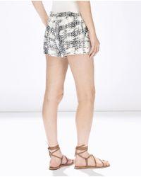 Parker - Gray Alexis Shorts - Lyst