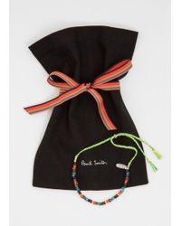Paul Smith - Multicolor Men's Multi-colour Chakra Bracelet for Men - Lyst
