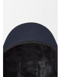 Paul Smith - Blue Men's Navy 'cycle Stripe' Cycling Cap for Men - Lyst
