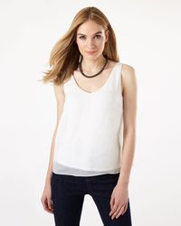 Phase Eight - Black Petra Necklace - Lyst