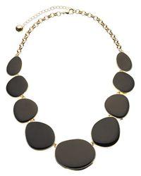 Phase Eight - Black Valentina Necklace - Lyst