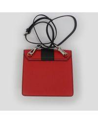 Vivienne Westwood - Alex Small Buckle Bag Red - Lyst