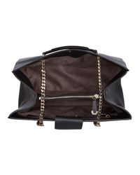 "Philipp Plein | Black Handle Bag ""betty"" | Lyst"