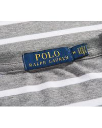 Polo Ralph Lauren - Gray Sweater Men for Men - Lyst