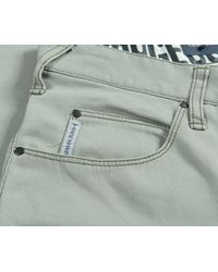 Armani Jeans - Gray Regular Fit Alternative Eagle Cotton Jean Grey for Men - Lyst