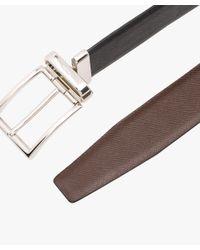 Prada - Brown Belt for Men - Lyst