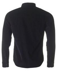 Lee Jeans - Black Western Cord Shirt for Men - Lyst