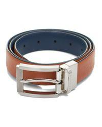 Ted Baker - Multicolor Reva Reversible Leather Belt for Men - Lyst