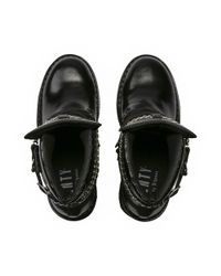 PUMA - Black Sneaker Boot Wedge - Lyst