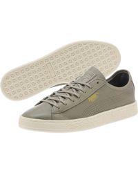 PUMA - Multicolor Basket Classic Soft Sneakers for Men - Lyst