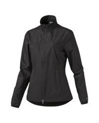 PUMA - Black Tech Golf Wind Jacket - Lyst