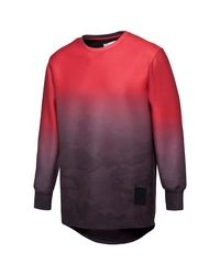 PUMA | Red X Trapstar Crew Sweat for Men | Lyst