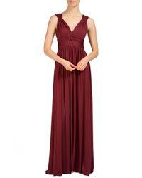 Rachel Pally | Red Jo Dress - Pinot | Lyst
