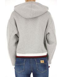 Alexander Wang - Gray Clothing For Women - Lyst