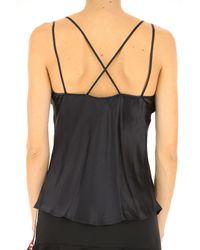 Pinko - Black Skirt For Women - Lyst