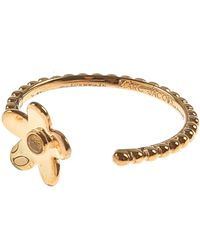 Marc Jacobs - Metallic Ring For Women On Sale - Lyst