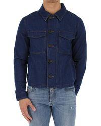 AMI - Blue Clothing For Men for Men - Lyst