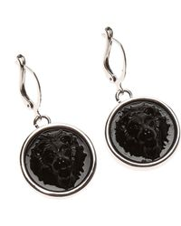Versace - Black Womens Jewelry - Lyst