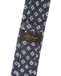 Belvest - Blue Ties for Men - Lyst