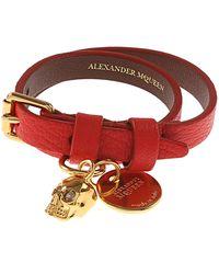 Alexander McQueen - Multicolor Womens Jewelry - Lyst