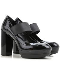 Hogan - Black Shoes For Women - Lyst
