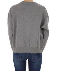Alexander McQueen - Gray Clothing For Women - Lyst