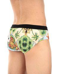 Versace - Multicolor Swimwear For Men for Men - Lyst
