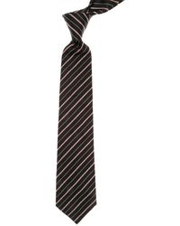 Dior - Black Ties for Men - Lyst