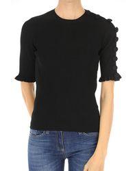 Valentino - Black Clothing For Women - Lyst