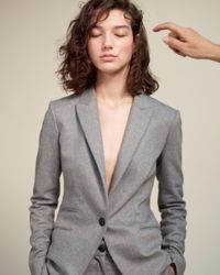 Rag & Bone | Gray Duke Blazer | Lyst