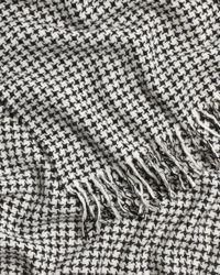 Rag & Bone - Multicolor Herringbone Wool Scarf - Lyst