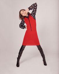 Rag & Bone | Red Adriana Dress | Lyst