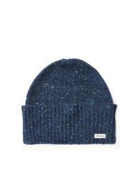 Polo Ralph Lauren - Blue Knit Wool-alpaca Hat - Lyst