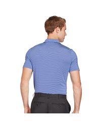 Ralph Lauren - Blue Active-fit Performance Polo for Men - Lyst