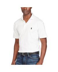 Polo Ralph Lauren   Black Braided Vachetta Leather Belt for Men   Lyst